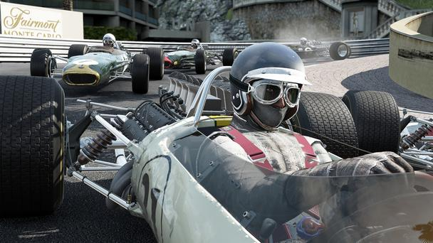 Project CARS: crowd-funded and charismatic racer