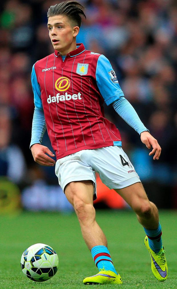 James McClean advised Jack Grealish to only play for a country if he wants to