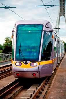 File photo: Luas