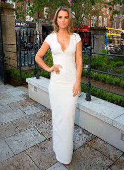 Vogue McFadden at The Pride Ireland Awards at The Mansion House. Picture: Colin O'Riordan