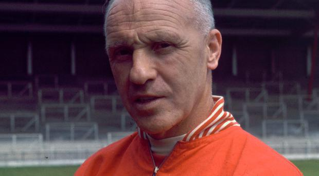 Bill Shankly paid £25,000 to secure the signature of United's Phil Chisnall in April 1964