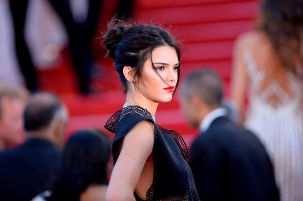 Model Kendall Jenner attends the