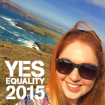 Laura Cronin is travelling home from Amsterdam to vote
