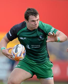 Connacht coach Pat Lam paid tribute to Layden, tipping him to be a huge success in Sevens