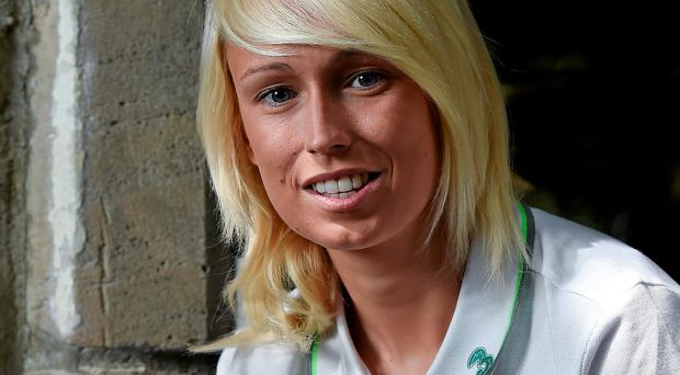 Stephanie Roche insists she will become a stronger person as a result of her experience with Houston Dash