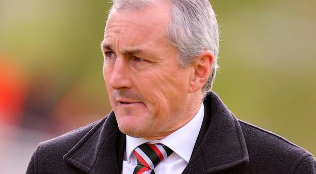 Cork City manager John Caulfield has predicted that Shamrock Rovers will come to Turner's Cross tonight in search of a stalemate