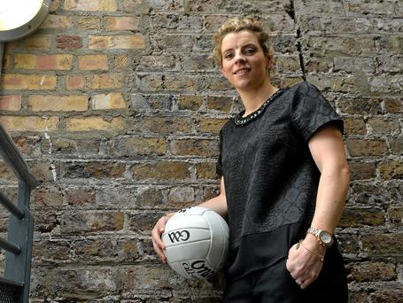 "GAA star Valerie Mulcahy: ""The equal marriage debate has given us all a reason to communicate and a motivation to listen."" Photo: Brendan Moran"