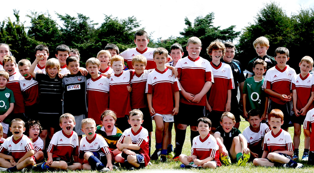 The popular Munster Rugby Summer Camps take place in twenty-two venues until August