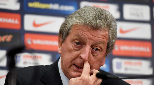 Football - England - Roy Hodgson Press Conference - Wembley Stadium - 21/5/15 England manager Roy Hodgson during the press conference Action Images via Reuters / Tony O'Brien Livepic