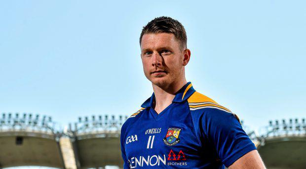 Longford footballer Michael Quinn