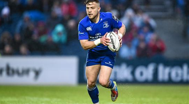 Ian Madigan, Leinster, during the Guinness PRO12, Round 21, Leinster v Benetton Treviso (Sportsfile)