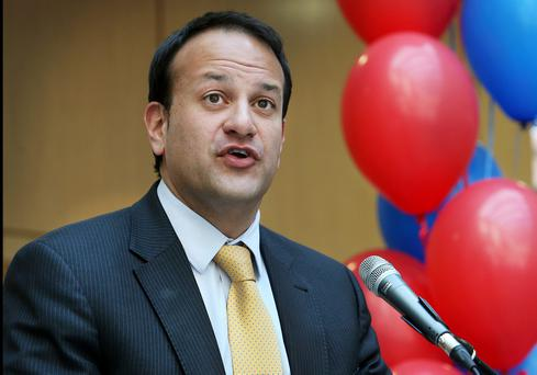 Minister for Health, Leo Varadkar