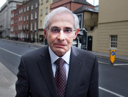 John Hurley, former governor of the Central Bank