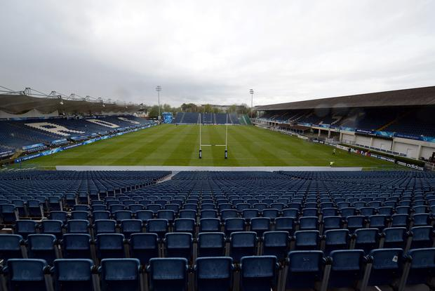 A 10-year deal to brand the RDS with a company's name will yield in the region of €5-7.5m