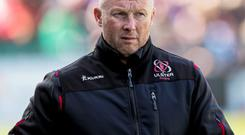 Ulster head coach Neil Doak has faced criticism over his team selection for his team's match against Glasgow last week