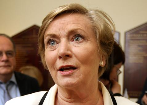 Justice Minister Frances Fitzgerald has directed her officials to take all necessary action to combat what officials describe as flagrant abuse of the common travel area between the UK and Ireland
