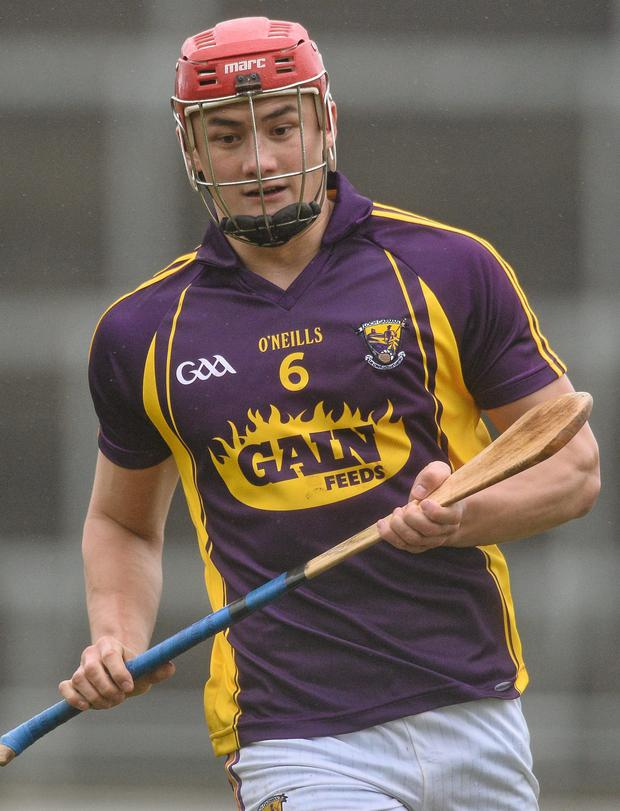 By his own testimony Wexford's Lee Chin has had to endure racist abuse all his life on the sports field