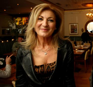 PARTY TIME: Restaurateur Geraldine Fitzpatrick says people are in party mode