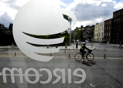 Eircom said the problem resulted from an incident on its