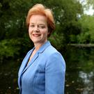 Ursula Halligan Picture; Gerry Mooney