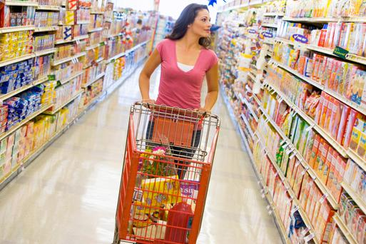 It's not cheating to avail of the choices offered by supermarkets