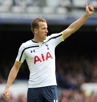 Match-winner Harry Kane helped secure a Europa League place for Spurs