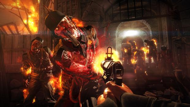 Wolfenstein: The Old Blood - with zombies, of course
