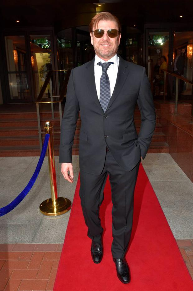 Sean Bean at the IFTA Awards 2015 at The Mansion House