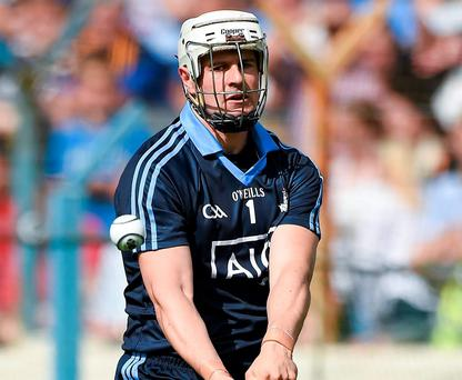 Dublin go into Sunday's game against Galway as favourites but Alan Nolan (pictured) is wary of the talents of Joe Canning and Co