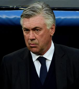 Carlo Ancelotti rules out move to Upton Park