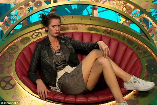 Jade in the Diary Room
