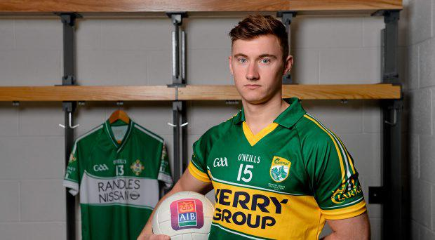 Kerry and Killarney Legion star James O'Donoghue