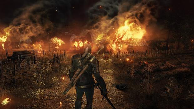 The Witcher 3 Wild Hunt: dramatic stories fuel the plot
