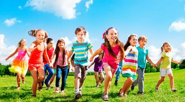 Child have a way of bringing communities together