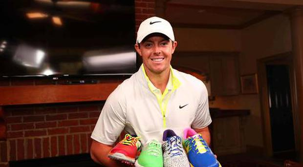 Rory McIlroy will be stepping out in style