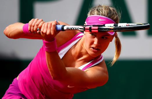 Canada's Eugenie Bouchard has lost eight of her past nine matches