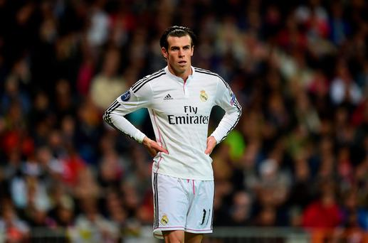 Rafael Benitez is ready to make Gareth Bale Real Madrid's new 'untouchable' ahead of Cristiano Ronaldo in a move that could also see the Welshman given a chance to play through the middle for the Spanish club (Adam Davy/PA Wire)