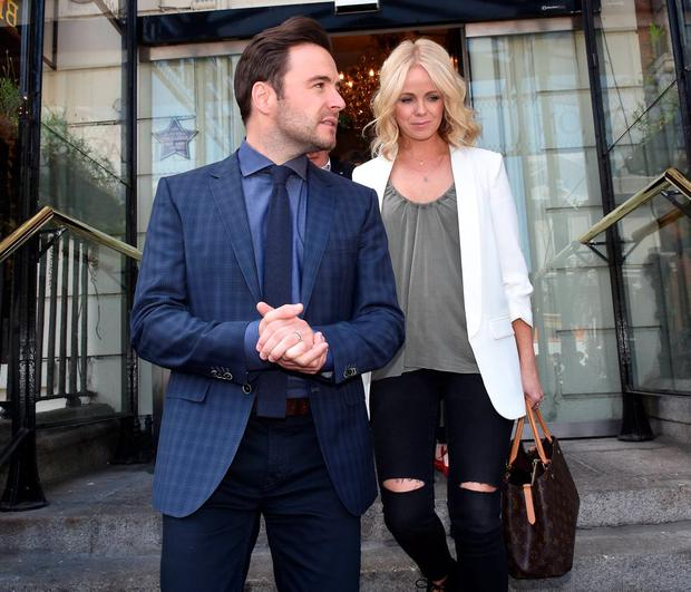 Former Westlife singer Shane Filan is a guest on Pat Kenny In The Round recorded at The Mansion House
