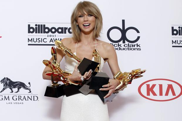 Image result for forbes taylor swift highest-paid