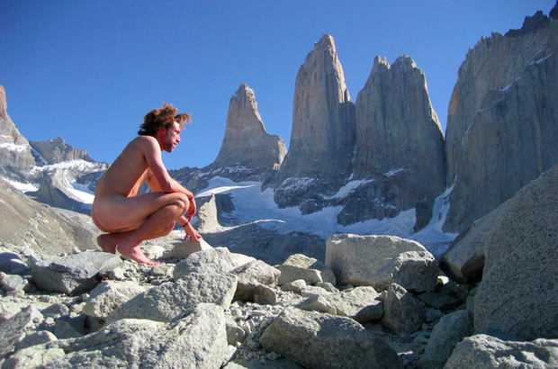 Amichay Rab, photographed in Chile. Photo: MyNakedTrip.com