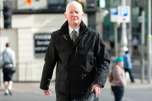 Witness Former financial regulator Patrick Neary
