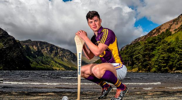 Wexford starlet Conor McDonald was magnificent against Kildare