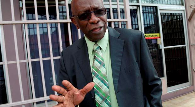 Trinidad and Tobago's former National Security Minister and former FIFA Vice President Jack Warner