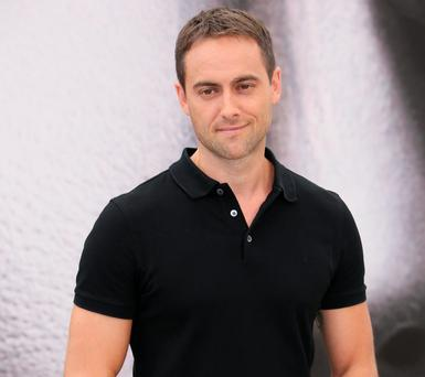 Irish actor Stuart Townsend