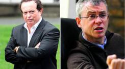 Marty Morrissey and Joe Brolly