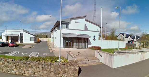Ballyshannon garda station Credit: Google Maps