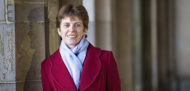Professor Louise Richardson (Photo: Oxford University)