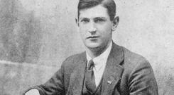 Michael Collins became Chairman of the Provisional Government in his early thirties