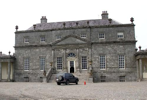 Valuable paintings for sale: Russborough House