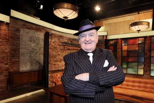 George Hook Pic Stephen Collins/Collins Photos